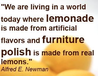 lemonade quote