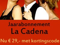 La Cadena promo