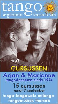 Nieuwe cursussen door Arjan & Marianne