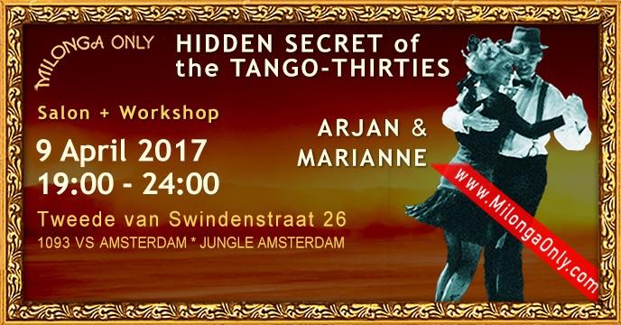 tangosalon De Plantage