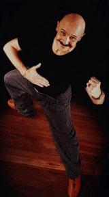 Maestro Jorge Firpo in Amsterdam
