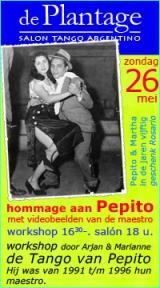 tangosalon De Plantage - februari 2013