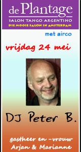 DJ Peter B. op 24 mei