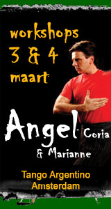 Workshops met Angel Coria