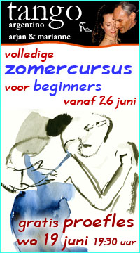 gratis proefles 19 juni - zomercursus beginners vanaf 26 juni