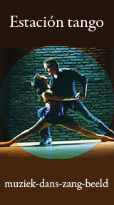 Estación tango in het Tropentheater