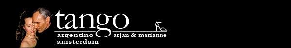 Tango Argentino Amsterdam - Arjan & Marianne