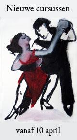 Tango Argentino: nieuwe cursussen vanaf 10 april