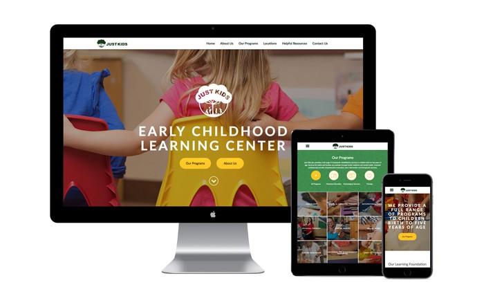 Just Kids Website
