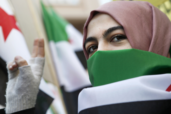 Syrian Women Know How To Defeat ISIS