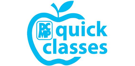 DCMP quick classes