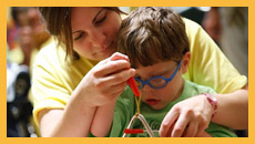 Raising A Visually Impaired Child