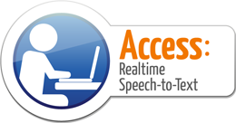 Access Realtime Speech to Text Module