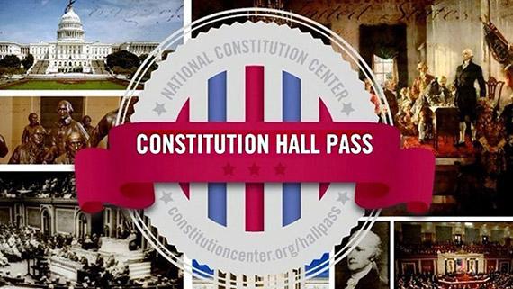 Constitution Hall Pass