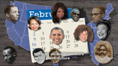 All About the Holidays, Black History Month
