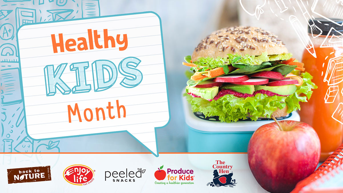 Healthy Kids Month