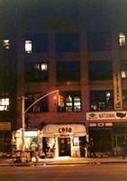 CBGB club exterior