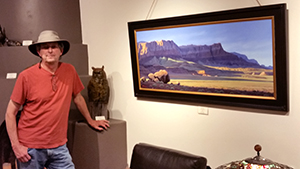 Manitou Galleries, Canyon Road