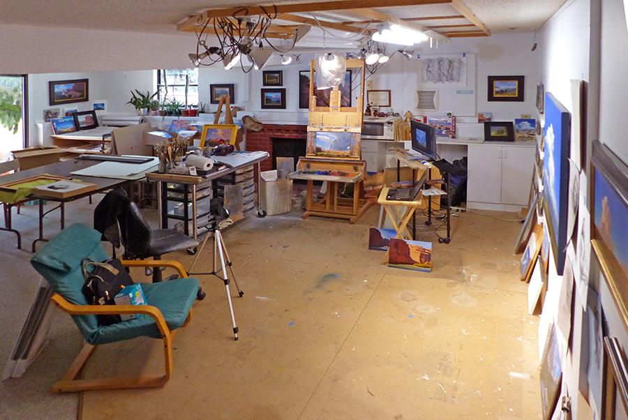 Michael Baum's Studio 9/26/18