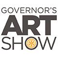 Governors art show logo 2019