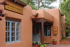 Manitou Galleries storefront