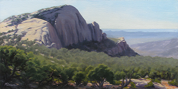 """Comb Ridge"" Cliffs, Utah. copyright Michael Baum 