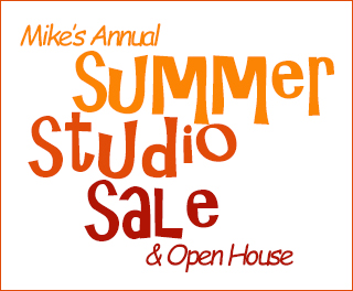 2019 Summer Studio Sale and Open House