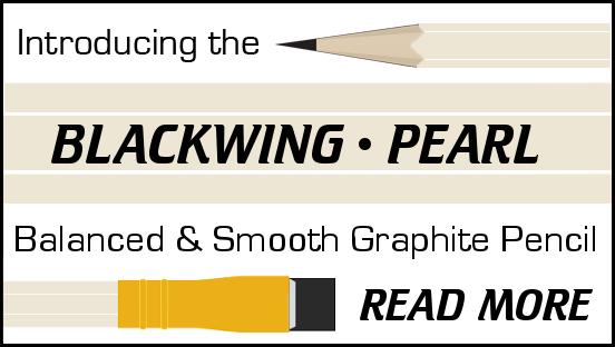 Blackwing Pearl Pencil