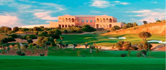 4* Amendoeira Golf Resort in Portugal