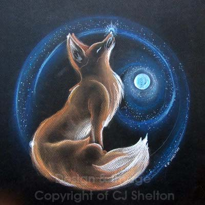 Scent of the Moon by CJ Shelton
