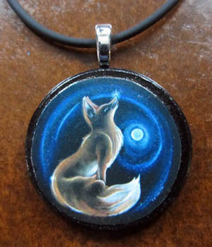 Scent of the Moon Pendant