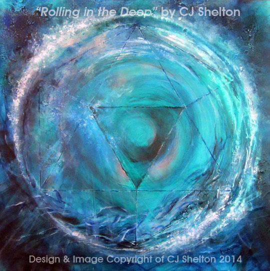 Rolling in the Deep by CJ Shelton