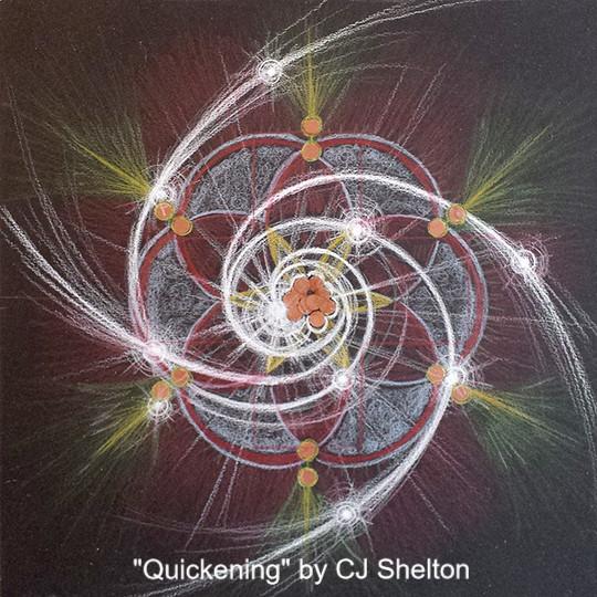 """Quickening"" by CJ Shelton"