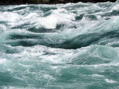 White Water Rapids
