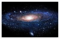 A galaxy forming