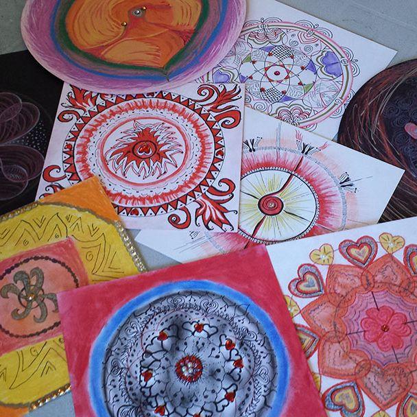 Art Spa Mandalas