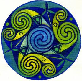 Celtic Triskele