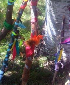 Garden Prayer Sticks
