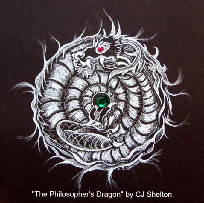 The Philosopher's Dragon by CJ Shelton