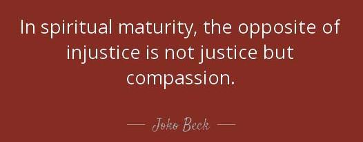 Spiritual Maturity Quote