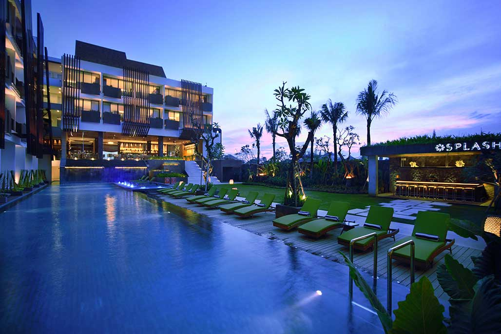 Luxury Bali Retreat Pool