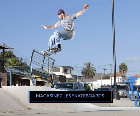 Magasinez les skateboards