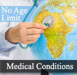 No age limit travel insurance