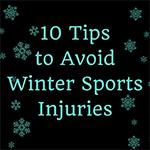 Avoid Winter Sports Injuries
