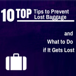 Prevent lost baggage