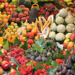 Fresh markets in Europe