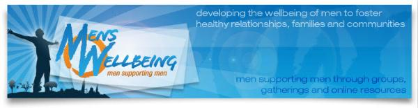 Mens Wellbeing - Men Supporting Men