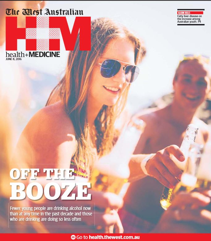 Image of H+M front cover