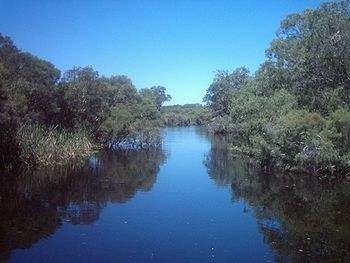 Image of Canning River
