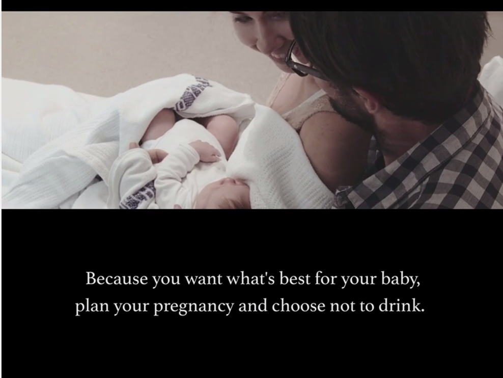 Screenshot of FASD video